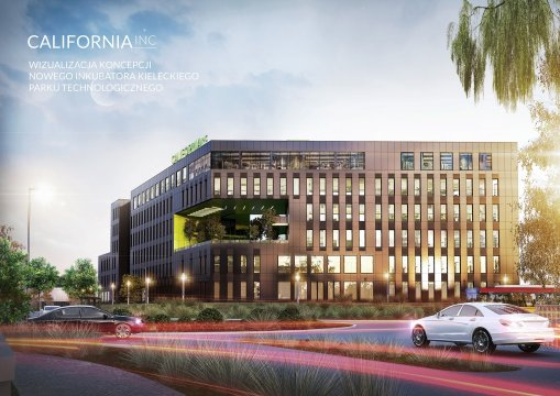California_INC- wizualizacja koncepcji